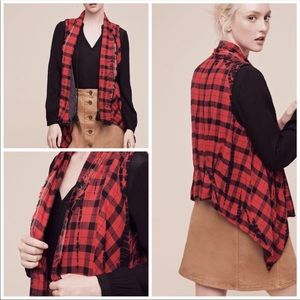Adorable vest from Anthropologie!